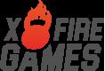 X-fire Games Logo